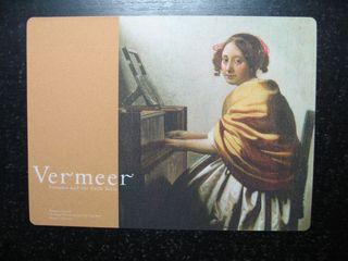 Vermeerマウスパッド