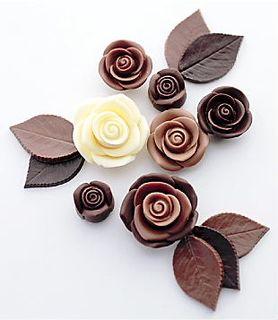 薔薇チョコ1