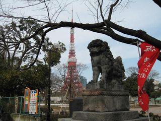 芝公園・東京タワー 001