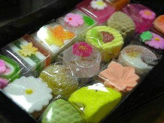 ゼリーの和菓子1