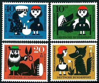 切手 ドイツ1