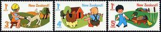 切手 ニュージーランド